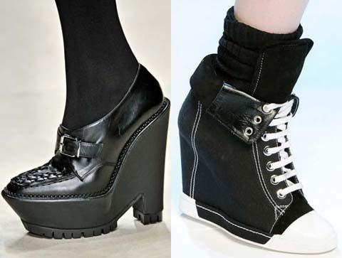 Модная обувь сезона осень-зима 2011/2012