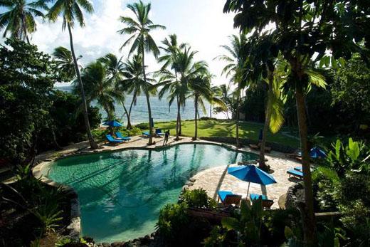 Отдых на островах Фиджи