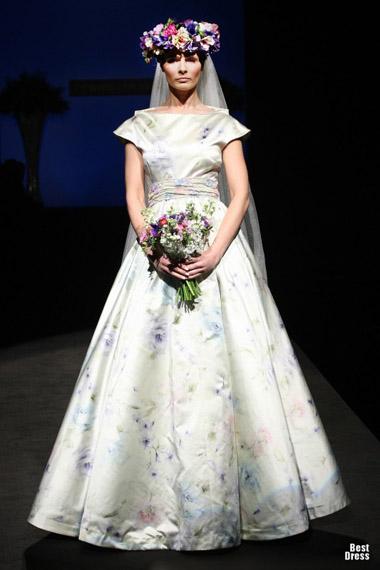 Свадебные платья от кутюр сезона осень-зима 2011-2012