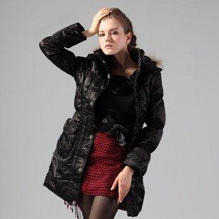 Модные женские пуховики 2011-2012 – стильно и тепло