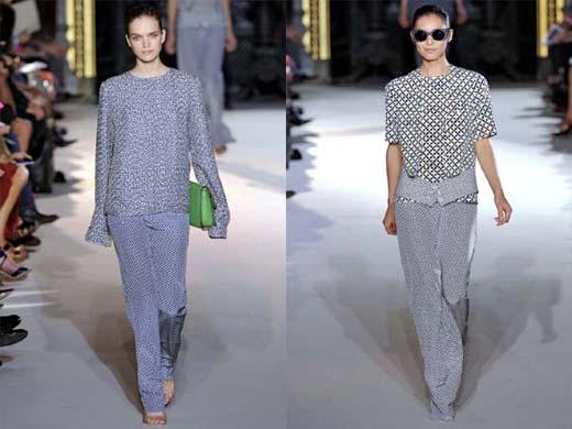 Модный тренд зимы 2011-2012 – широкие брюки