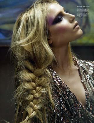 Модные стрижки и прически на новогодний корпоратив 2012
