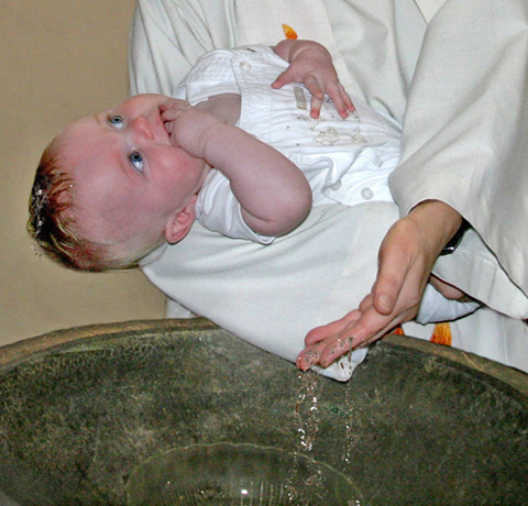 Организовываем крестины для ребенка