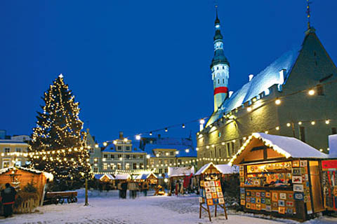 Где отпраздновать Новый год в Европе