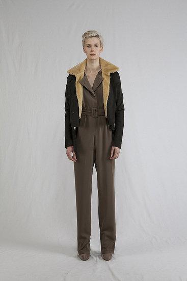 Модные комбинезоны зима 2011-2012