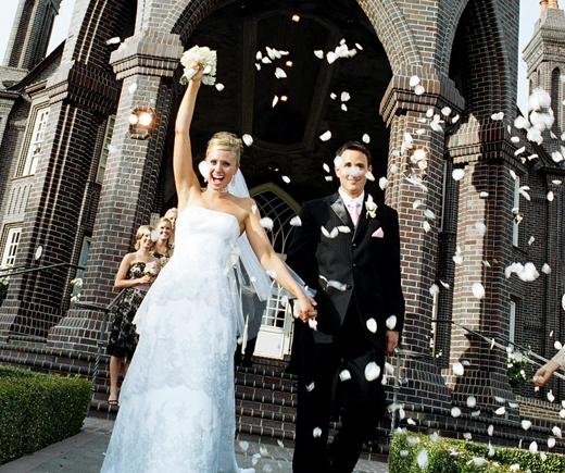 Свадьбы в замках Европы