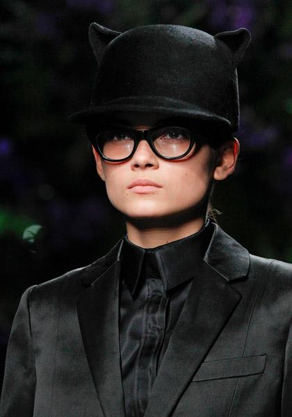 Модный тренд зима 2012 – кепкa