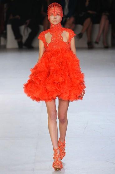 Модные тенденции сезона весна-лето 2012