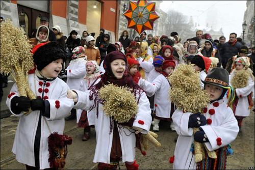 История празднования Старого Нового Года