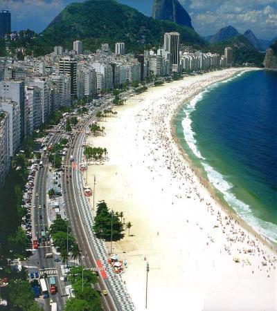 Путешествие в Рио-де Жанейро