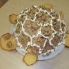 Вкусный подарок на 14 феваля - торт «Черепаха»