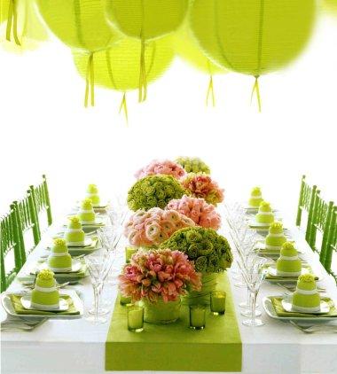 Выбираем цвет для свадьбы