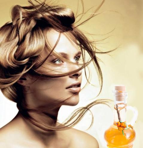 Облепиховое масло для ваших волос