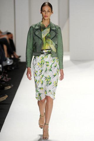 Модные юбки наступающего весенне-летнего сезона 2012