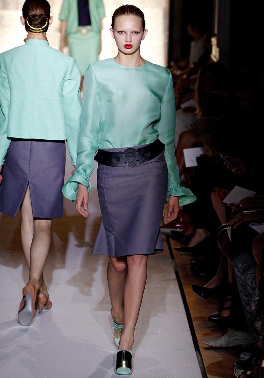 Модные ремни весна-лето 2012