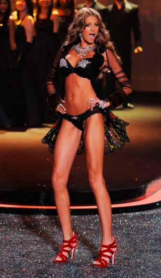 Модное нижнее белье 2012 года