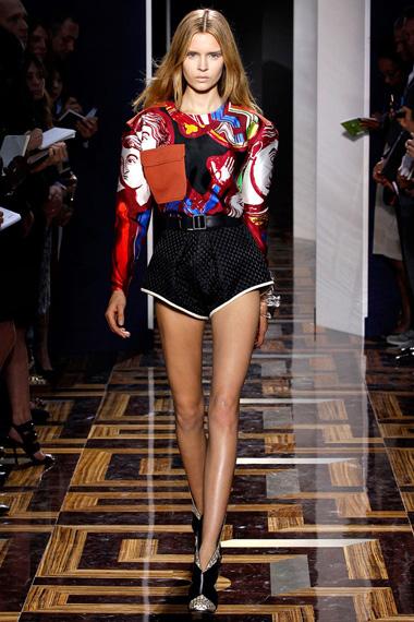 Модные блузки сезона весна-лето 2012