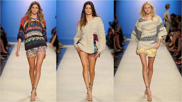 Модные шорты – актуальный тренд наступающей весны 2012