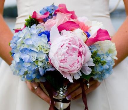 Как организовать свадьбу весной
