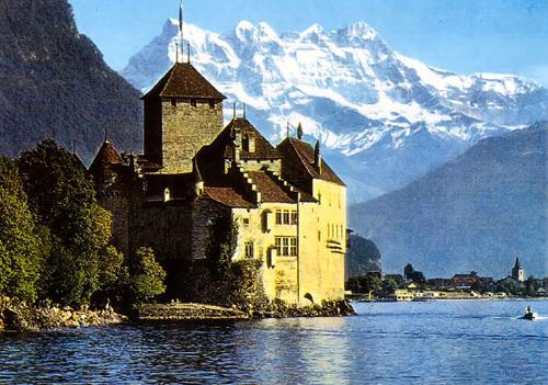 Живописная Швейцария