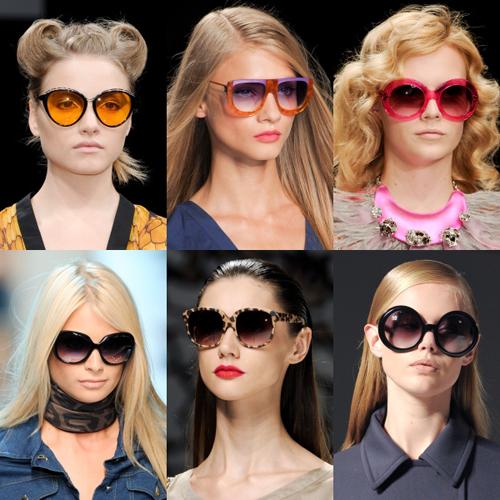 Солнцезащитные очки 2012 для женщин