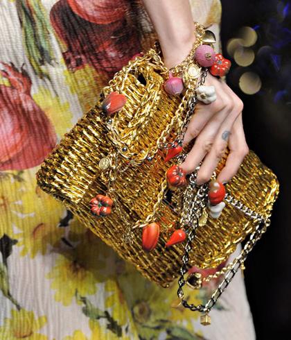 Самые модные сумки весна – лето 2012