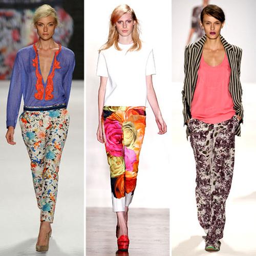 Модные майки, топы и футболки лето 2012