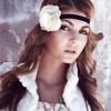 Модные повязки для волос 2012