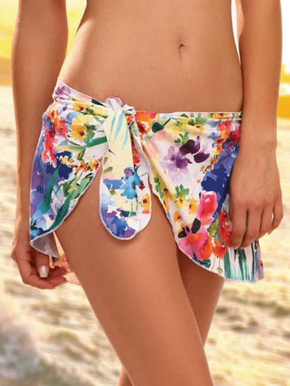 Пляжная мода лета 2012