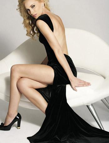 Модные платья с открытой спиной