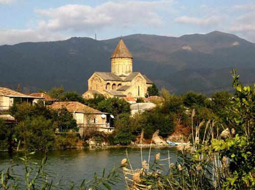 Отдых и туризм в Грузии