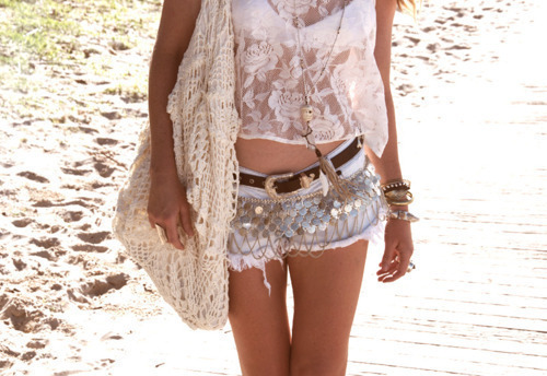 Актуальные пляжные сумки 2012