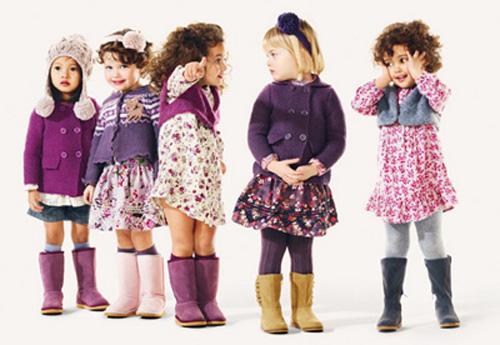 Немного о детской моде