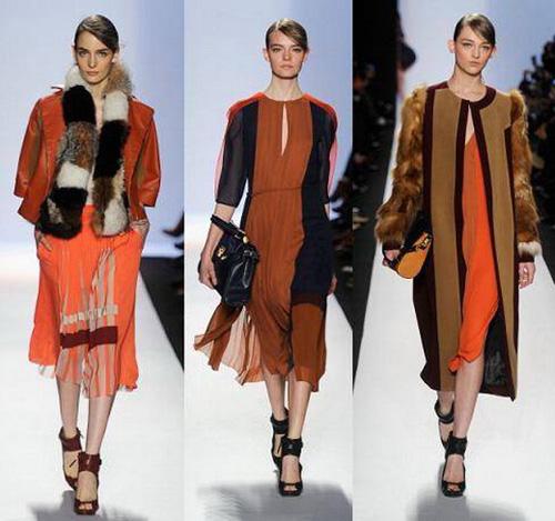 Модные тенденции наступающей осени