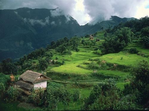 Отправляемся в долину Катманду