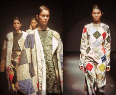 Обзор модных коллекций российских дизайнеров осень-зима 2012-2013