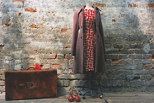 Как выбрать винтажную одежду