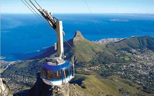 Туризм и отдых в ЮАР