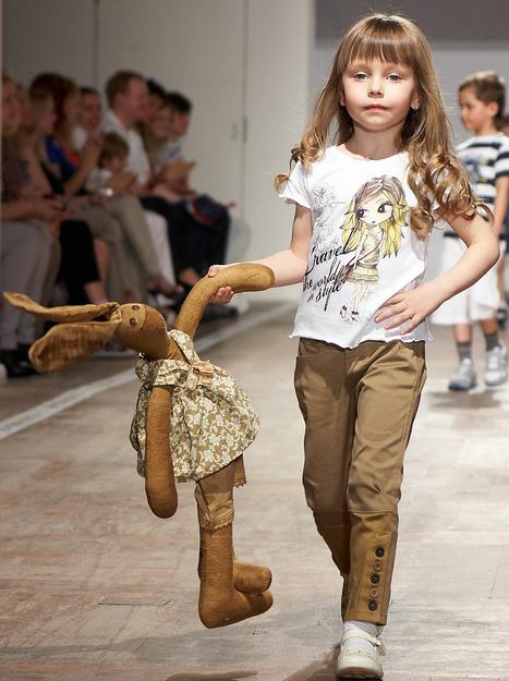 Тенденции детской моды осень-зима 2012-2013