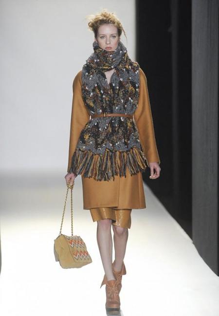 Модные шарфы осень-зима 2012-2013
