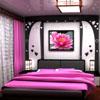 Интерьер спальни в стиле Sexy