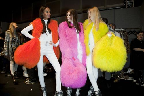Модные шубы сезона зима 2013