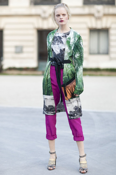 Модные брюки осенне-зимнего сезона 2012-2013