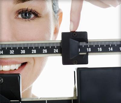 Идеальный вес девушки