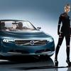 Volvo-Неделя моды в Москве в Гостином дворе. Открытие