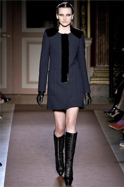Модные сапоги сезона осень-зима 2012/2013