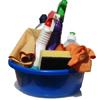 Безопасная уборка дома