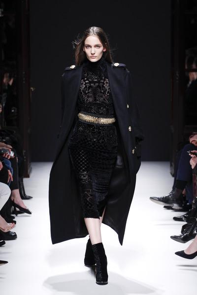 Женственное милитари – модный тренд сезона осень-зима 2012-2013
