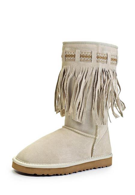 Модные угги зима 2012/2013