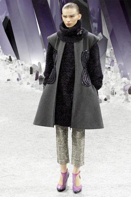 Модные шарфы зима 2012/2013